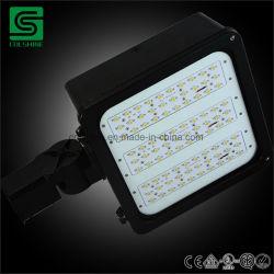 L'ETL étanches IP65 Rue lumière LED Parking de l'éclairage LED lumière, boîte à chaussures