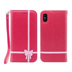 Горячие продажи PU кожа Bowknot телефон чехол для iPhone 7/7plus/X/8plus