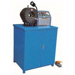 Fabricante de pressão alta do tubo de crimpagem Equipamento Máquina de crimpagem