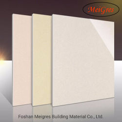Doppio mattonelle di pavimento Polished Unglazed vetrificate caricamento di cristallo della porcellana a Foshan per materiale da costruzione (600*600/800*800mm)