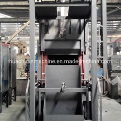 Correa de acero 15GN Tumble Granallado máquina