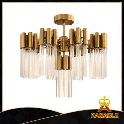 Lobby Luxury Art ambiance de lumière la lumière de la poignée (P-D18135GD550)