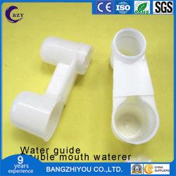 Питьевой оборудование попугай автоматической очистки воды питьевой фонтан двойной мяса во рту