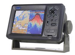 """Ricevente di GPS del cristallo liquido del navigatore HP-628A 5.6 marini """" Colorized"""