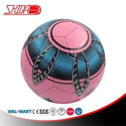 American Indian Feather Machine d'impression cousu un ballon de soccer
