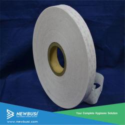 Гигиеничная сырьевых материалов для санитарных Napkin бумаги выпуска на заводе