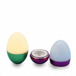 LED de promoção de forma ovo crianças Dom toque LED lanterna