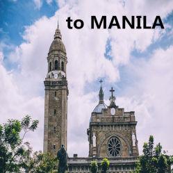 Fournir des services de logistique efficace de Guangzhou à Manille