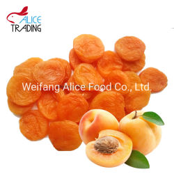 Naturel de fruits frais avec du processus d'abricot sec sec