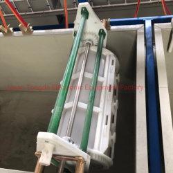 La galvanoplastie personnalisé de barils PP barils placage nickel/ Zinc barils petits fûts