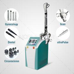 Puissant vagin étroit de l'acné Traitement laser CO2 Portable Rajeunissement de la peau de l'équipement