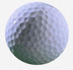Super вращения 3/три мероприятия мяч для гольфа