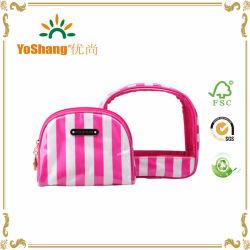 Senhora Moda saco cosméticos promocionais SET