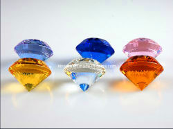Recuerdos de Boda de alta calidad de Diamante de cristal decorativo