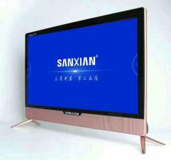 Télévision intelligente de TÉLÉVISEUR LCD de pouce DEL TV de l'écran plat 27