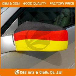 Nationale Dekoration-Auto-Seiten-Spiegel-Deckel-Markierungsfahne