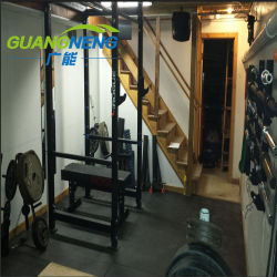 Beweis-Kind-Gymnastik-Gummimatte/Gymnastik-Gummimatten-Fliesen Geräusch-Entsetzen