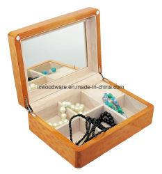 ピアノ終わりの木の宝石類の記念品の記憶の音楽の包装のギフト用の箱