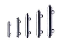 Acqua di /Titanium dell'acciaio inossidabile di SS316L per innaffiare coperture e lo scambiatore di calore del tubo per la piscina