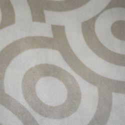 100%Polyester het breien van Fabric Twill Sofa Fabric met T/C Backing