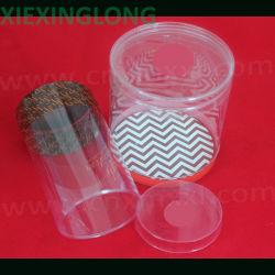 Cilindro de plástico con muchos tamaños