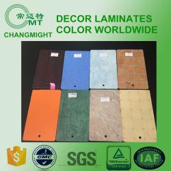 Feuilles de stratifiés décoratifs Compact (Formica planchers Board)