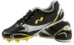 Chaussures de sport de course de l'exécution de la voie Spike Chaussures pour hommes et femmes (411)