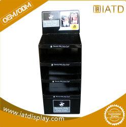El cartón ondulado de profesionales de la pantalla para la promoción, soporte de la pantalla de papel, el Expositor Pop