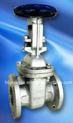 Clase de final de brida ANSI 125 FF/RF válvula de compuerta de hierro fundido