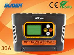 Suoer 12V 24V 48V 30A Contrôleur de charge solaire MPPT (FILS-MPPT-30A)