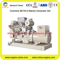 Cummins Power van desde 30kw -800kw Precio generador de diesel marino