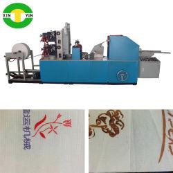 Dispensador automático completo de alta velocidad Serviette Fabricante de máquina de papel