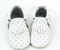 Haut de la qualité meilleure Toddler des chaussures en cuir à semelle souple bébé Chaussures en cuir véritable