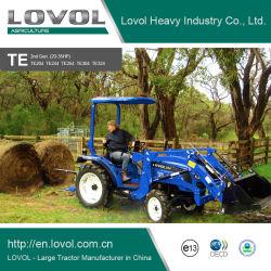 مجموعة Foton Lovol TE الديزل المدمجة ميني الزراعة الجرارات الزراعية الصغيرة
