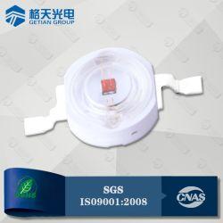 Installatie Growing Used 1W 3W 640660nm Donkerrode LED