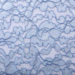 De katoenen de Nylon garen-Geverfte twee-Kleuren van de Bundel Stof van het Kant