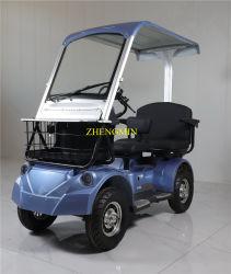 성인 4 바퀴 여가 전기 기동성 Tuk Tuk 60V500W