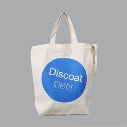 女性のための昇進のキャンバスの綿ハンドルのショッピング袋