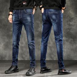 Broek 1064 van de Broek van de Broeken van de Jeans van de Manier van het Kledingstuk van de Kleding van de Mensen van het denim Slanke