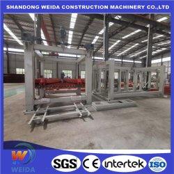 مواد بناء عالية الجودة AAC/ALC Roof Panel Equipment AAC حظر آلات إنتاج الطوب