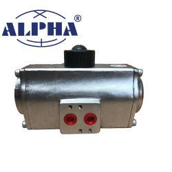 Alpha A400 シリーズ A ステンレススチール製空圧バタフライアクチュエータ製品
