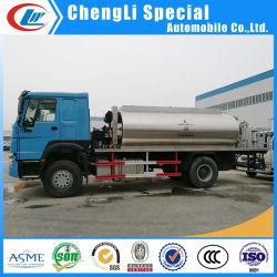 Camion di spruzzatura del bitume del camion di manutenzione di strada del camion di serbatoio del distributore dell'asfalto