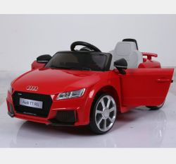 Tt van Audi Rs- Vergunning gegeven Rit op Auto, de Elektrische Rit van Jonge geitjes op Auto, 6V Rit op Stuk speelgoed