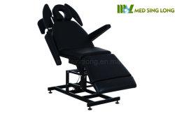 Mslb02 Медицинские массажный салон красоты с электроприводом по уходу за кожей лица спа-кровать мебель