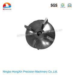 Moulage par injection plastique personnalisée OEM de la pompe à eau turbine de ventilateur