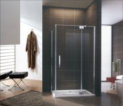 Nylon Plastique de haute qualité en acier inoxydable 304 rouleaux de la porte de douche en laiton coureurs poulies des arbres de roues 25mm Roues supérieure et inférieure de la salle de bains