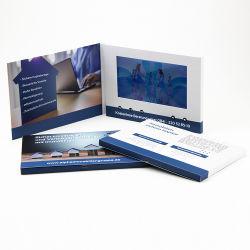 7inch LCD TFT IPS Screen-videobuch mit dem Speicher wahlweise freigestellt