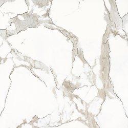 フロアーリングまたは壁の装飾のための黒くまたは白または灰色または赤またはブラウンまたはコーヒーカラー金大理石の床タイル