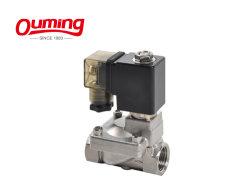 Pistón de alta temperatura del calentador de agua de la electroválvula de 220VAC