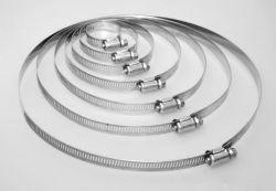 Betrouwbare en goedkope Mini Clip Carbon Steel Metal Stamping American Type slangklem